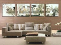 Living Room Wall Decor Ideas Modern : Jackie Home Ideas in Luxury Wall Decor For Living Room Ideas