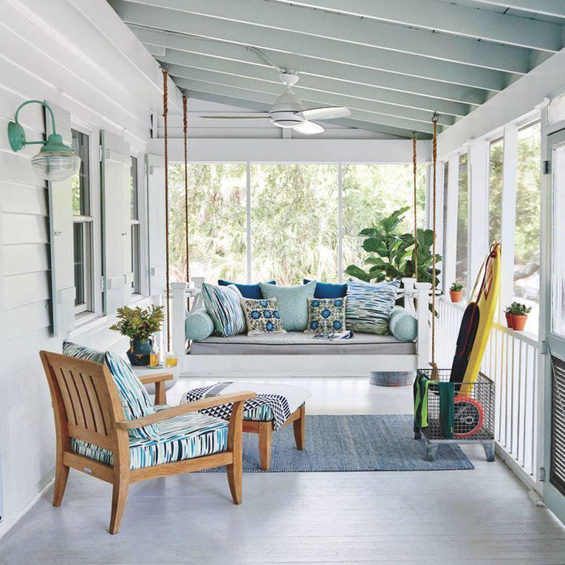Lowcountry Cottage Charmer – Coastal Living within Luxury Coastal Living Room Ideas
