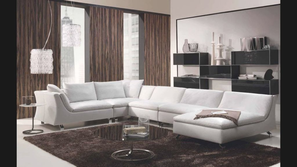 Luxury And Modern Living Room Design [With Modern Sofa] – Luxury Interior in Awesome Modern Living Room Furniture