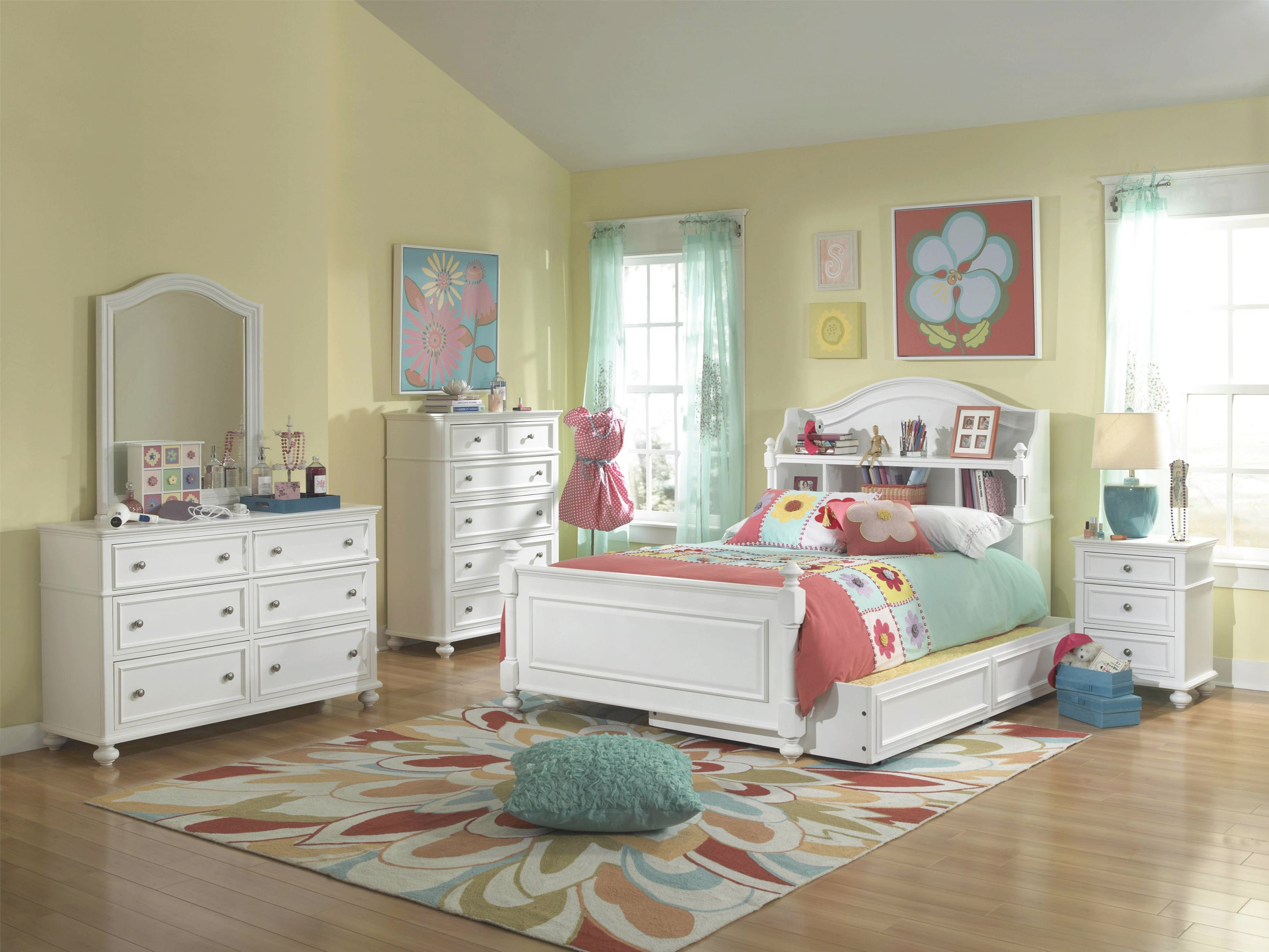 Madison (2830)Legacy Classic Kids – Pilgrim Furniture regarding Full Size Bed With Trundle Bedroom Set