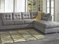 Maier Sectional (Charcoal Gray)   Ashley Furniture   Orange intended for Ashley Furniture Living Room Sets 999