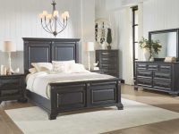 Manchester 5 Piece Queen Bedroom Set with Beautiful Bedroom Set Queen