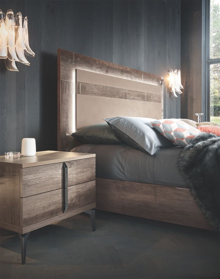 Matera Bedroom Collection with Luxury Bedroom Set Modern