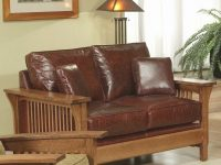 Mission Style Living Room Chair New Craftsman Style Sofa 64 in Mission Style Living Room Furniture