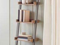 modern-grey-and-brown-ladder-shelf-stylish-contemporary-shelf-design