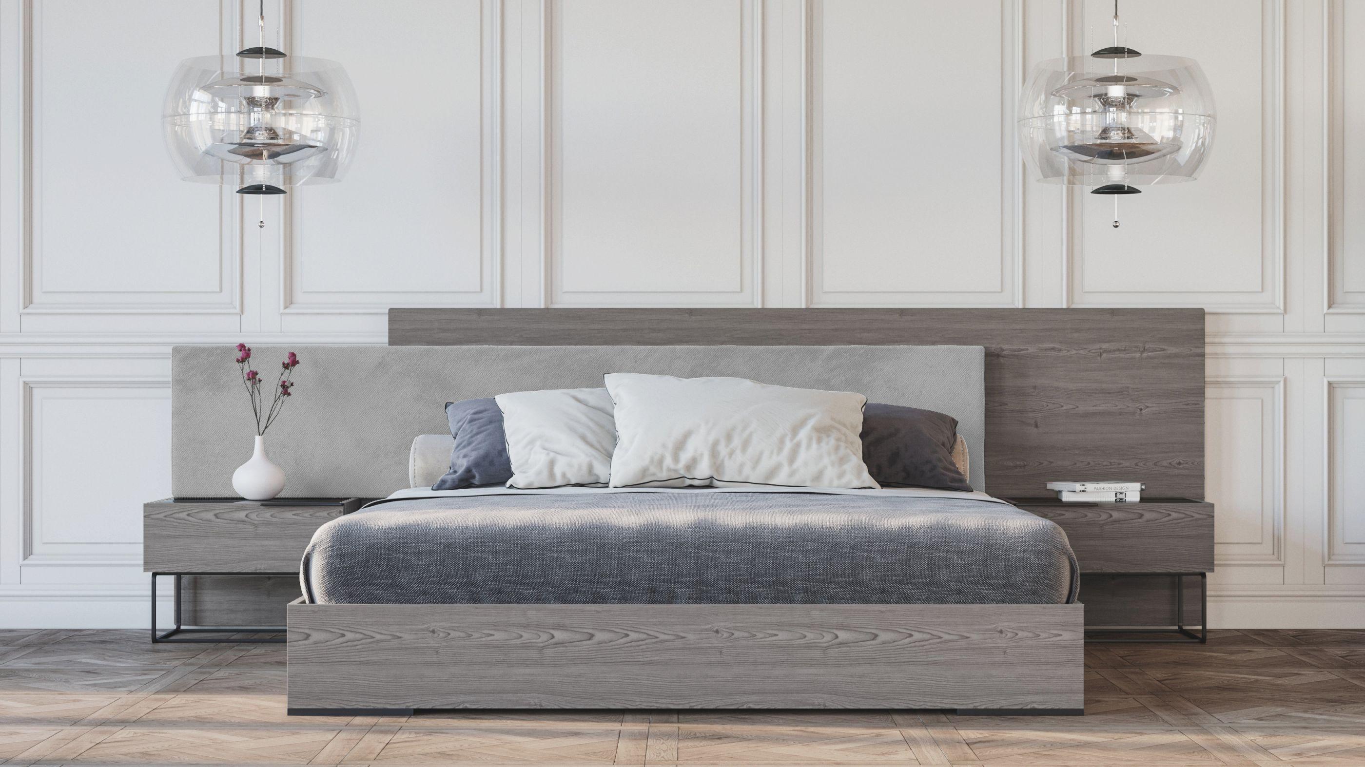 Mraz Platform 3 Piece Bedroom Set throughout Bedroom Set Modern