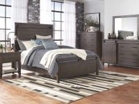 Nashville 5 Piece Queen Bedroom Set in Inspirational Badcock Furniture Living Room Sets