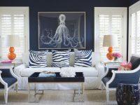 Navy Blue Living Room Ideas – Adorable Home within Elegant Blue Living Room Furniture
