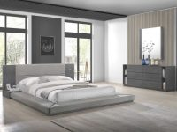 Nova Domus Jagger Modern Grey Bedroom Set regarding Awesome Bedroom Set Grey