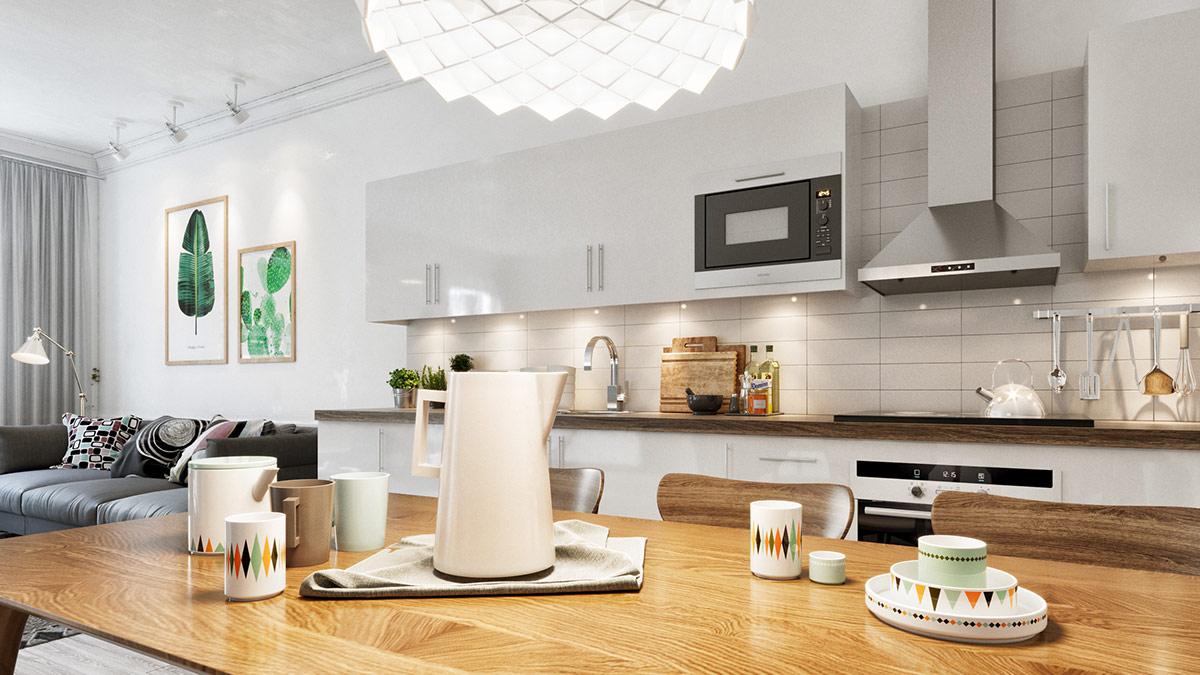 one-wall-kitchen-layout
