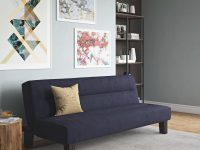 Realrooms Kyla Futon Couch, Small Space Living, Multiple Colors intended for Small Space Living Room Furniture