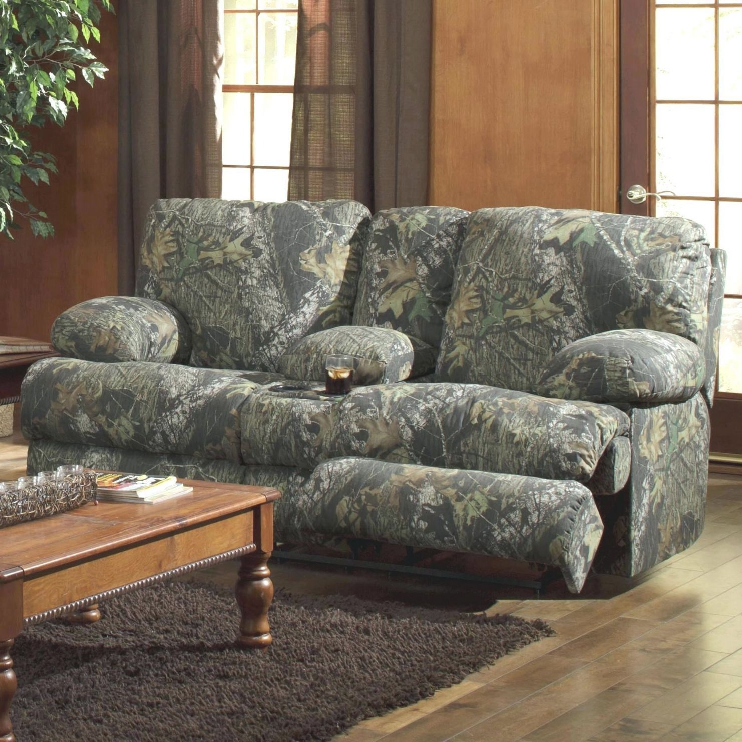 Realtree Camo Living Room Furniture — Home Inspirations intended for Inspirational Camo Living Room Furniture