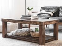Reclaimed Wood Coffee Table Rustic Vintage Modern Accent Living Room Furniture Rectangle Large Custom Recycled Beach House Cabin Custom Loft for Living Room Furniture Tables