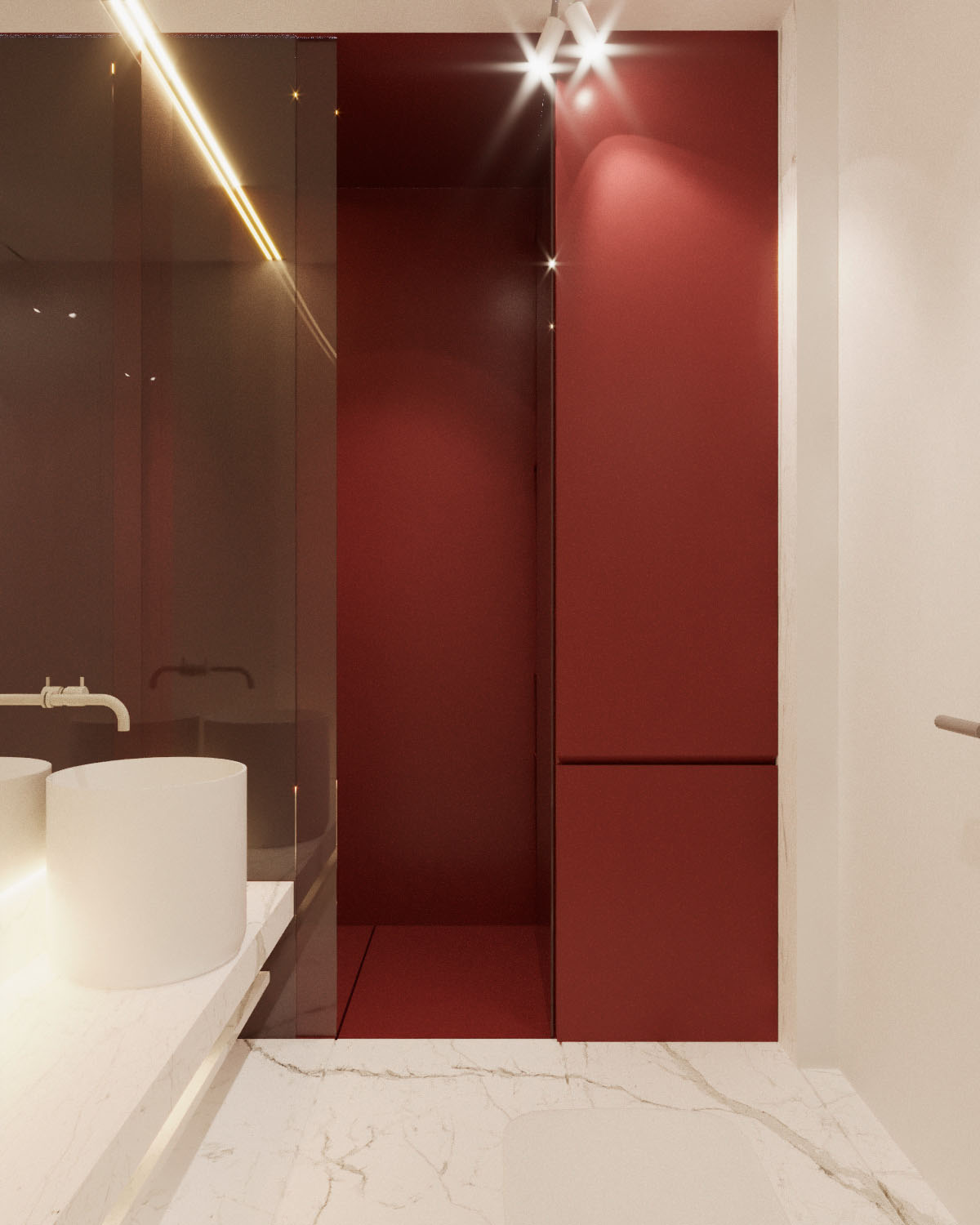 red-and-white-bathroom