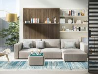 Resource Furniture – Space Saving Furniture Designed Differently with regard to Elegant Space Saving Living Room Furniture