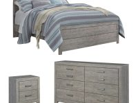 Rosen Standard Configurable Bedroom Set for Awesome Bedroom Set Grey