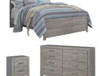 Rosen Standard Configurable Bedroom Set for Awesome Bedroom Set Grey