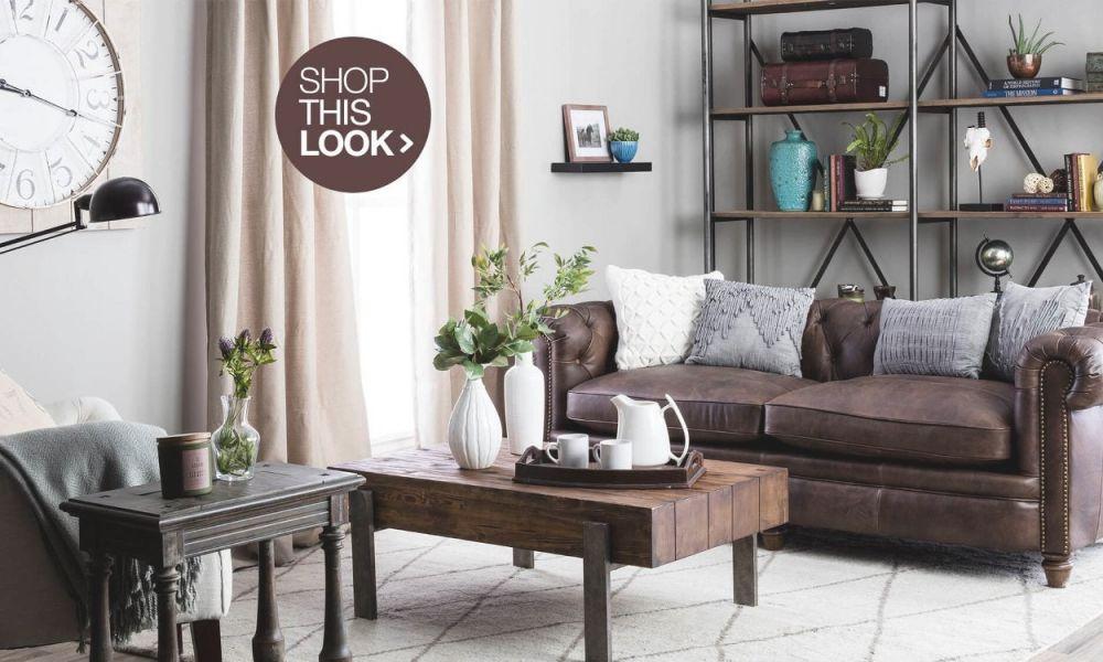 Rustic Decorating Ideas You'll Love – Overstock regarding Rustic Living Room Furniture