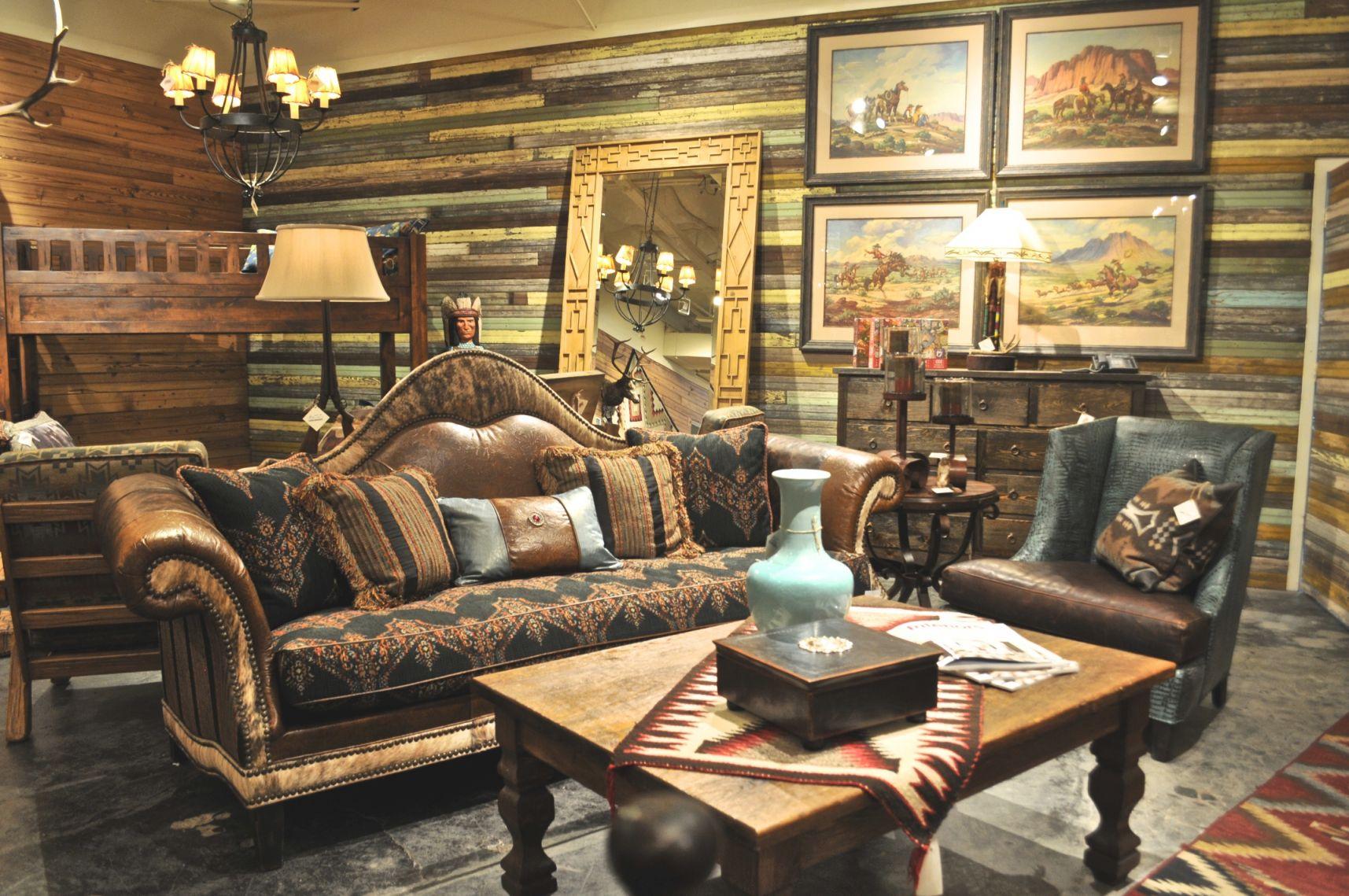 Rustic Living Room Furniture At Anteks Furniture In Dallas in Rustic Living Room Furniture