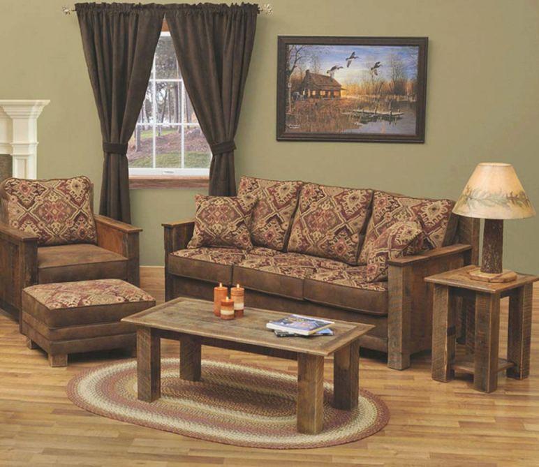 Rustic Living Room Furniture For Archives – Prcar.pro regarding Inspirational Rustic Living Room Furniture