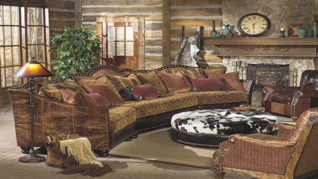 Rustic Living Room Furniture – Home Decor Ideas – Editorial for Inspirational Rustic Living Room Furniture