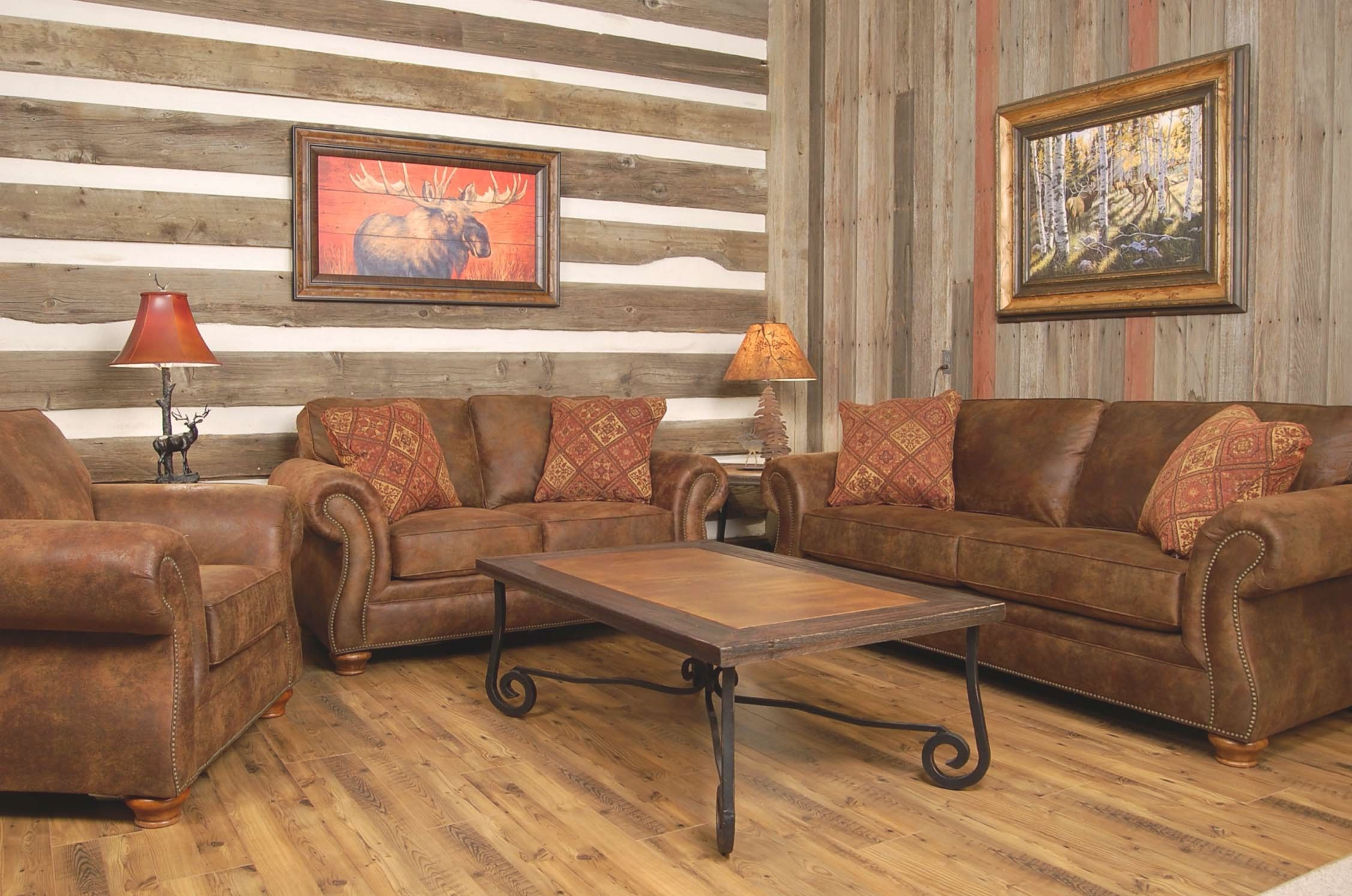 Rustic Living Room Furniture Set Rustic Living Room regarding Inspirational Camo Living Room Furniture