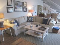 Salt Marsh Cottage: Coffee Tables For A Coastal Living Room within Luxury Beach Living Room Furniture