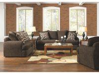 Santa Cruz Brown 14Pc Living Room Group | Badcock &more pertaining to Inspirational Badcock Furniture Living Room Sets