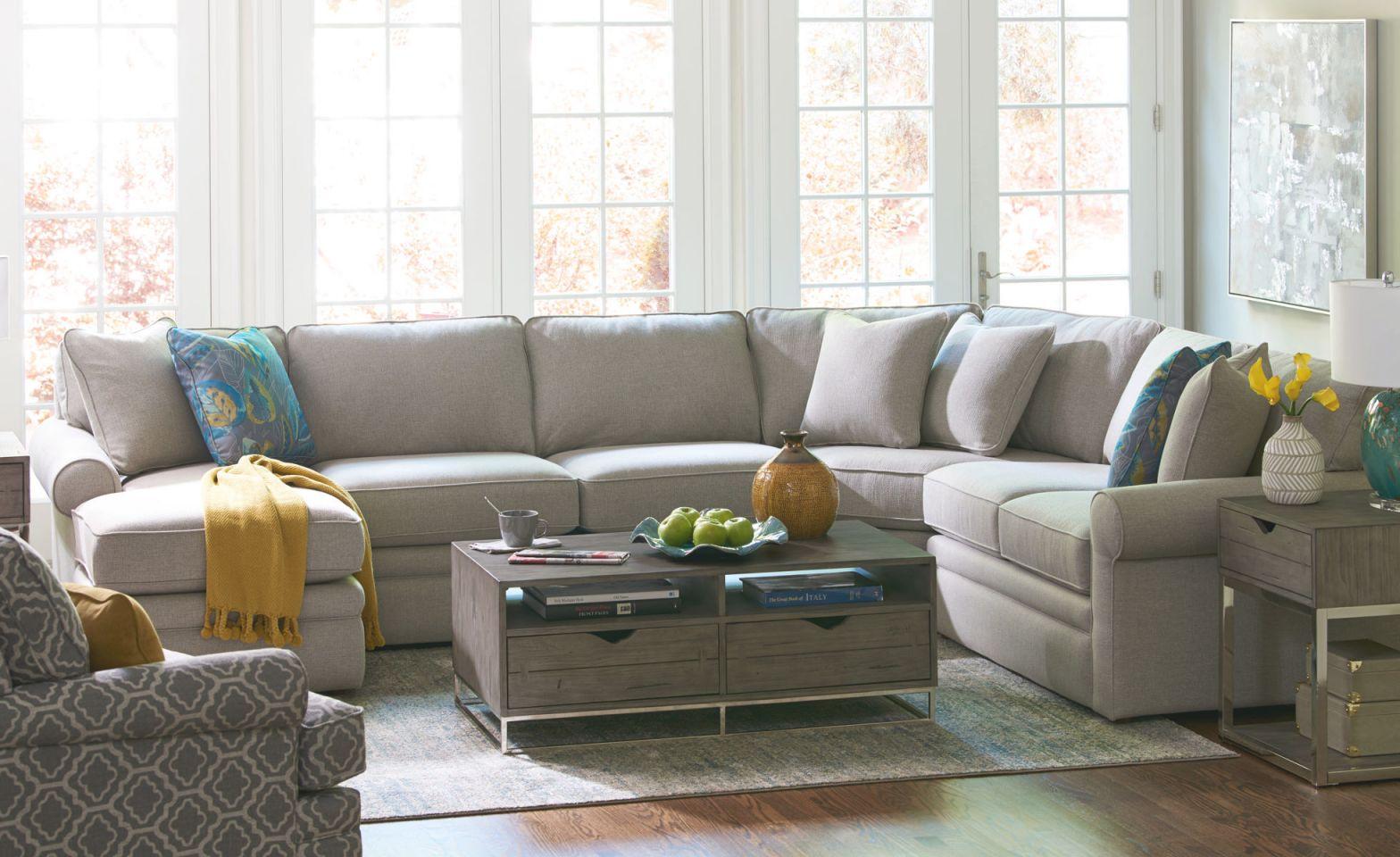 Sectionals   La-Z-Boy inside Lazy Boy Living Room Furniture