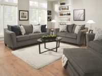 Simmons Albany 2Pc Living Room Set with New Simmons Living Room Furniture