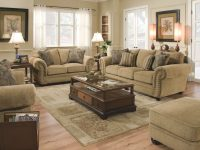 Simmons Upholstery – 4277 Pk L – Victoria Loveseat – Antique intended for Sears Living Room Furniture