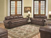 Simmons Upholstery Padre Espresso Sofa for Simmons Living Room Furniture