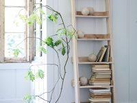 simple-wood-ladder-shelf-solid-oak-construction-sturdy-tall-design