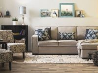 Small Spaces | Shop The Look | Bobs regarding Small Space Living Room Furniture