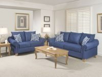 Sofas & Couches: Sectional Couch Sofa Dark Blue Navy Living with regard to Luxury Blue Couch Living Room Ideas