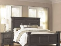 Standard Furniture Garrison Grey 2Pc Bedroom Set With Queen Panel Bed intended for Bedroom Set Grey