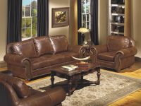 Stationary Living Room Groupusa Premium Leather | Wolf with regard to Leather Living Room Furniture