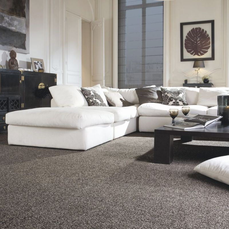 Stylish And Practical Twist Carpet From Carpetright #lounge pertaining to Luxury Carpet Ideas For Living Room