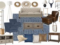 Sylvia's Surprise Makeover: The Living Room – Emily Henderson for Target Living Room Furniture