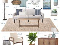 Target Budget Living Room – Emily Henderson in Unique Target Living Room Furniture