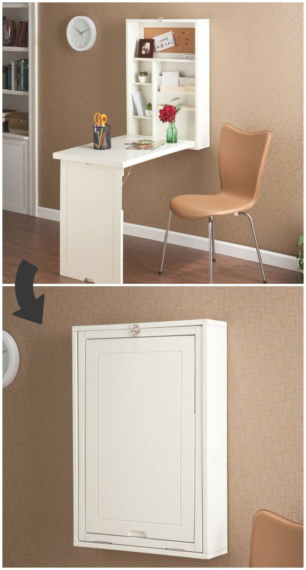 Ten Space-Saving Desks That Work Great In Small Living with regard to Elegant Space Saving Living Room Furniture