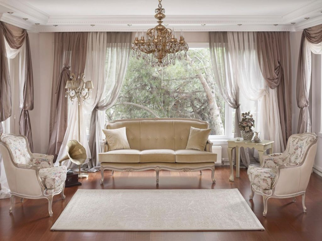 The Do's & Don'ts Of Designer-Worthy Window Treatments inside Window Treatment Ideas For Living Room