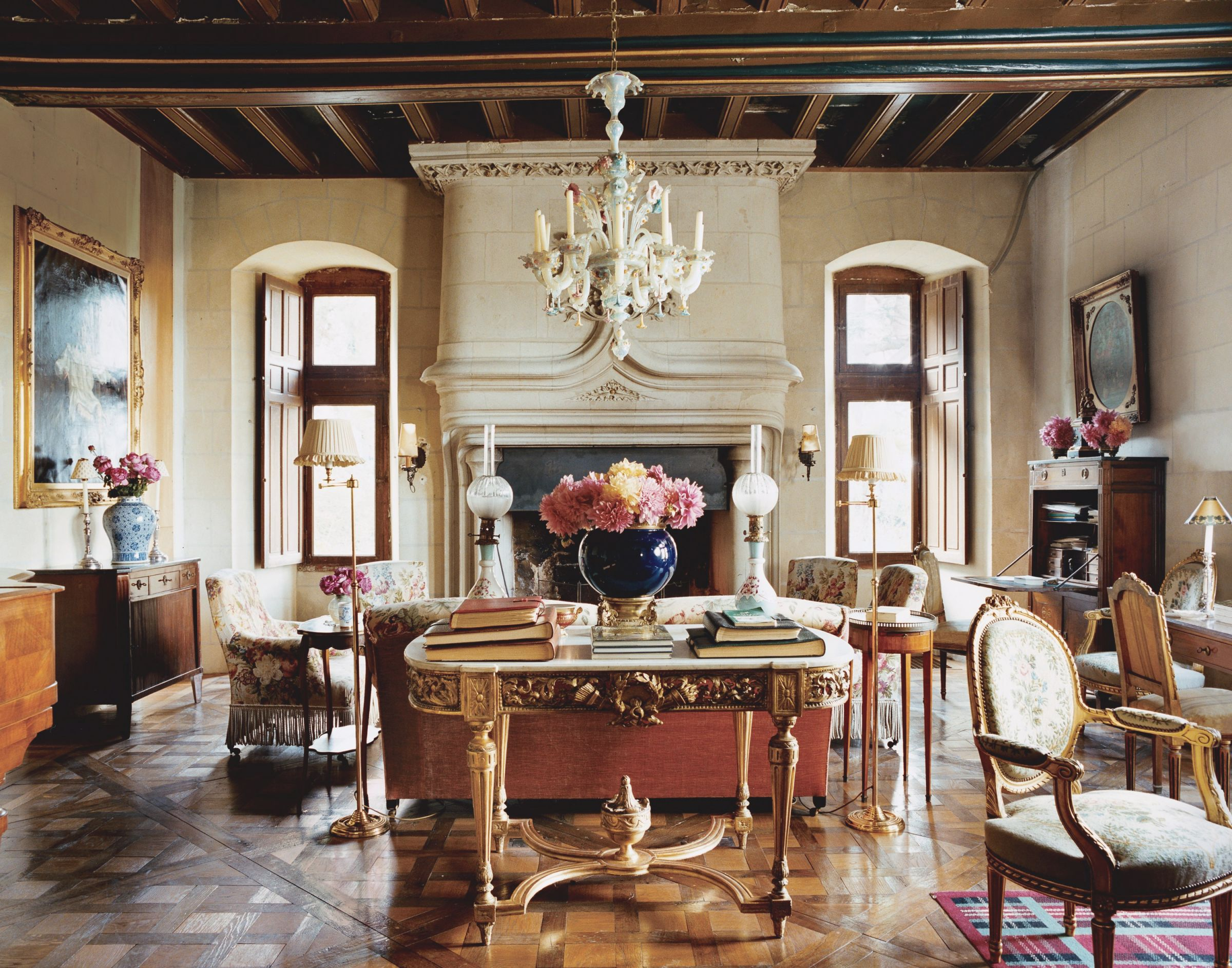 The Most Beautiful Living Rooms In Vogue Vogue With Regard To Beautiful Living Room Ideas Awesome Decors