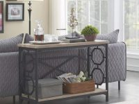 Tips & Ideas For Choosing The Perfect Sofa Table   35 Top within Unique Living Room Furniture Tables