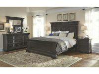 Traditional Dark Brown 4 Piece Queen Bedroom Set – Caldwell regarding Luxury Bedroom Set Queen Black