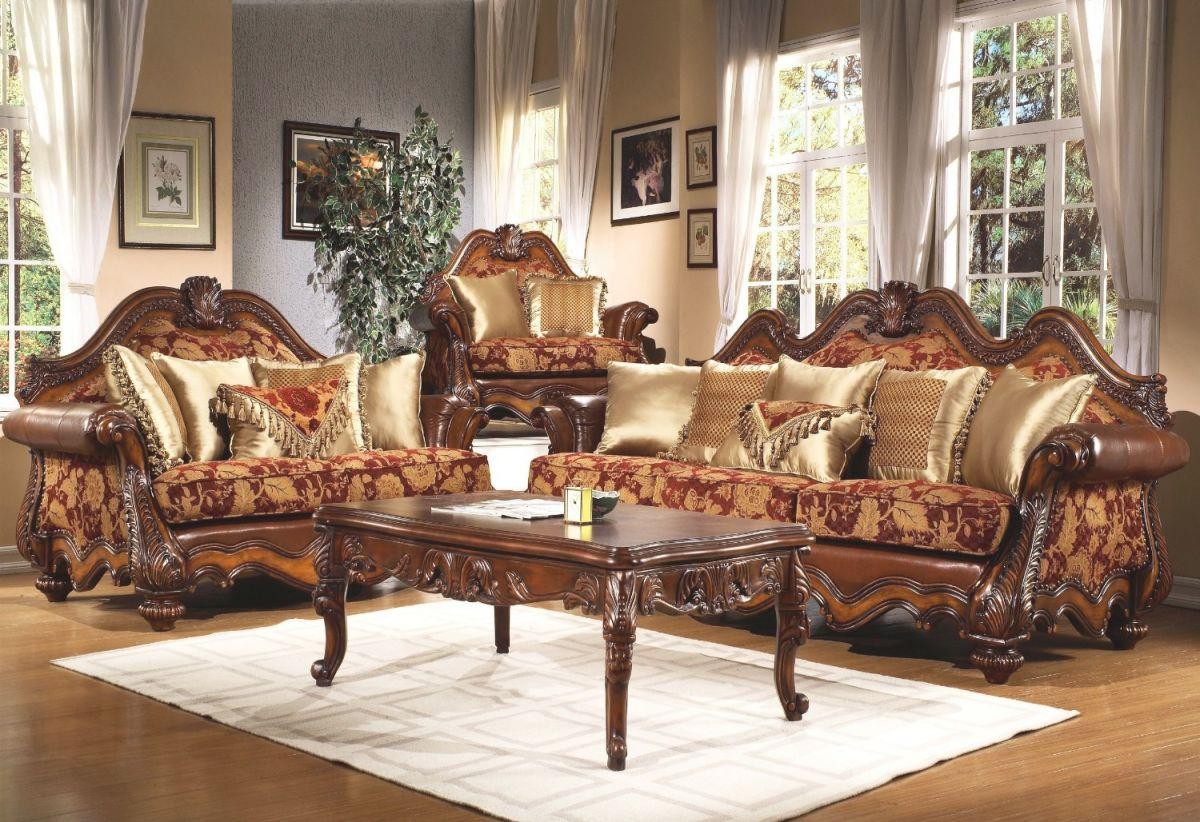 Traditional Living Room Set Up | Living Room Ideas in Traditional Living Room Furniture