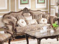 Tressa Traditional Living Room Sofa for New Traditional Living Room Furniture