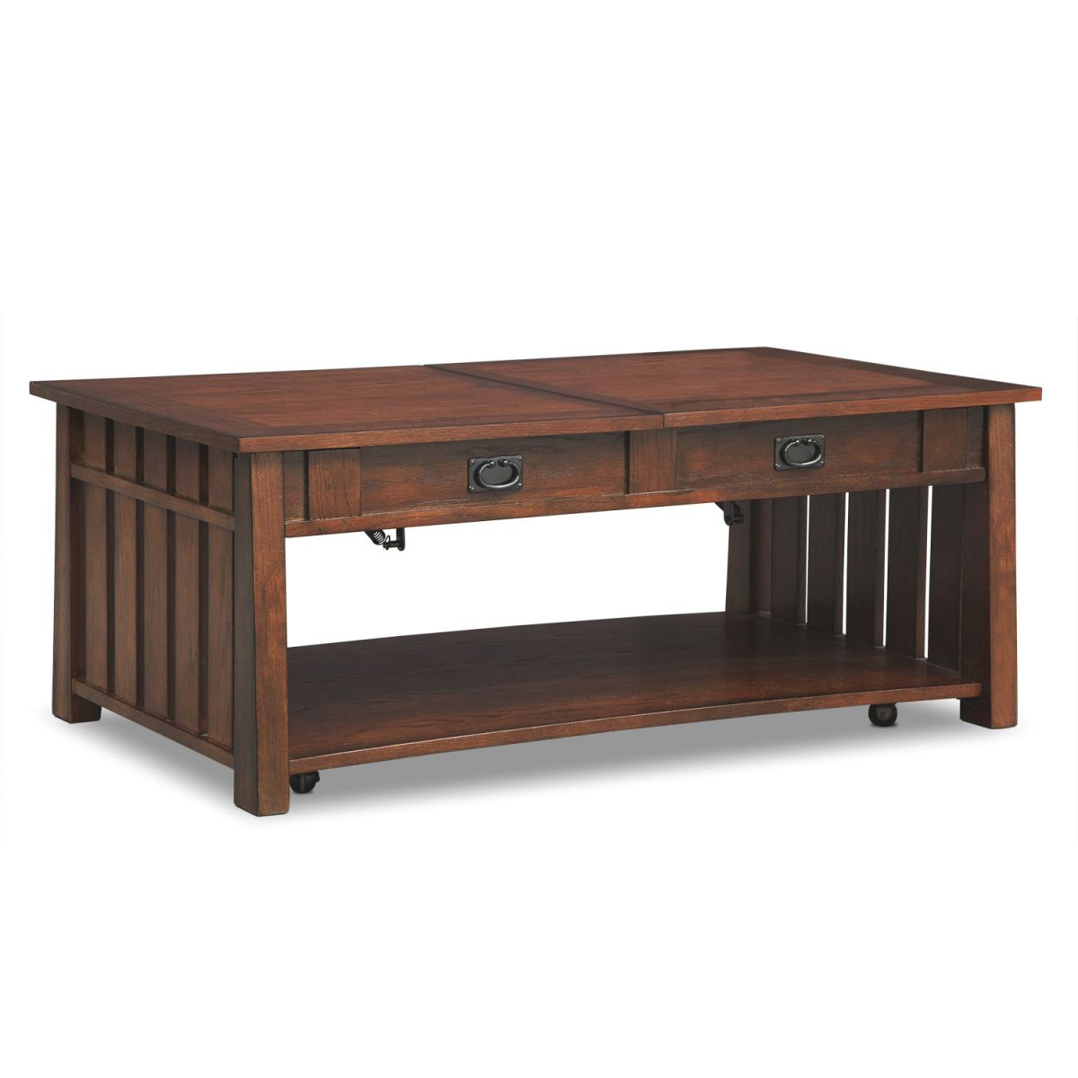 Tribute Lift Top Coffee Table pertaining to Living Room Furniture Tables