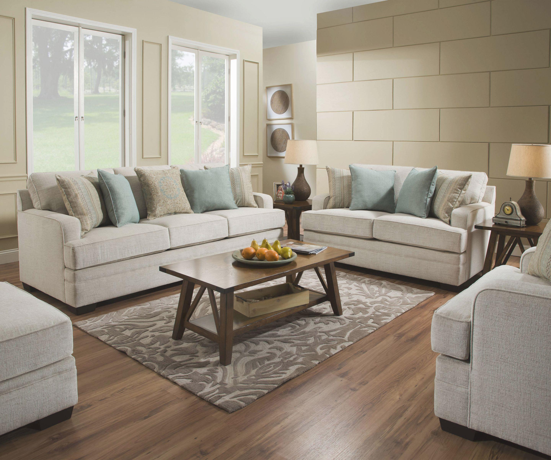 United Furniture Simmons 3Pc Living Room Set pertaining to Simmons Living Room Furniture