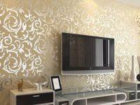 Wallpaper Design For Living Room ! Home Decoration Ideas 2017 with Fresh Living Room Wallpaper Ideas